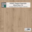 Sample 05068 Elegant Eigentijds Blank Eiken 4V