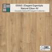 Sample 05065 Elegant Eigentijds Naturel Eiken 4V