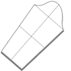 The Sleeve Pattern Block