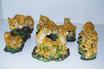 Keramik Tiger Innen- & Aussendeko