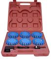 MegaFlare 6er Pack im Koffer mit Ladefunktion