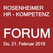 11. ROSENHEIMER HR-KOMPETENZFORUM