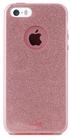 Puro iPH5 Cover Shine Glitter  Color Rose Gold