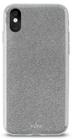 """Puro IPHXs Max Cover PC+TPU """"Shine"""" Color Silver"""