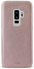 "Puro Galaxy S9 Plus Cover PC+TPU Shine  6.2""  RGold"