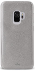 "Puro Galaxy S9 Cover PC+TPU Shine  5.8"" Colore Silver"