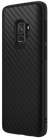 Moovie Samsung S9  Plus Cover TPU Carbon color Black