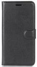 Moovie Samsung S9 PLUS Custodia Eco-Pelle con tasche carte di credito Nero