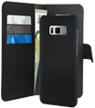 Puro Galaxy S8 Book Detachable Eco-Leather  Color  Black