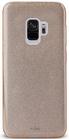 "Puro Galaxy S9 Cover PC+TPU Shine  5.8"" Gold"