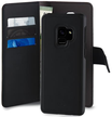 Puro Galaxy S9 Book Detact Eco-Leather Black