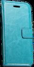 Moovie Samsung S9 Custodia Eco-Pelle Azzurro