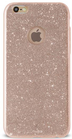 Puro iPH6 Plus Cover Shine Glitter Col. Gold