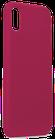 Puro iPHXs Max Cover ICON Silicone interno microfibra color  Fucsia