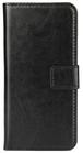Moovie IPH7/8 Custodia Eco-Pelle con tasche carte di credito Nero