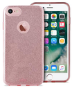 Puro iPH6/6s/7/8 Cover Shine Glitter TPU Color Rose Gold