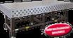 3D-Schweißtisch Fix SSTW 80/35M mit Seitenwangen