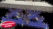 3D-Schweißtisch Flex SSTW 75-105/35M mit Seitenwangen