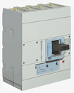 Interruptor termomagnético  MA1250, 3 polos, 1000 A.
