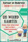 120 Woord kaarten Voor altijd jong!