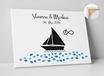 Wedding Fingerprint — Schiff Maritim