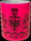 Tasse NEON PINK RFC Dortmund