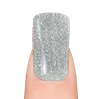 LaylaGel Polish Color 42 silver glitter