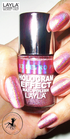 Layla Hologram Effect 03 retro pink