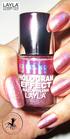 Layla Hologram Effect 03 retro pink