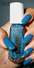 Layla Ceramic Effect 25 vintage turquoise