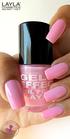 Layla Gel Effect 14 Pink Puppet
