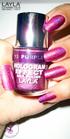 Layla Hologram Effect 13 purple illusion