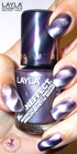 Layla Magneffect 15 glamour lilac