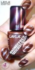 Layla Magneffect 10 brown sugar