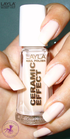 Layla Ceramic Effect 2 white peach
