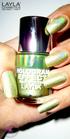 Layla Hologram Effect 09 gold idol
