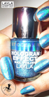 Layla Hologram Effect 07 Ocean Rush