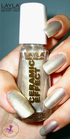Layla Ceramic Effect 32 gold shimmer