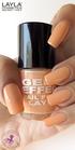 Layla Gel Effect 17 Orangel