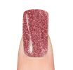 LaylaGel Polish Color 44 pink glitter