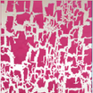 Layla Top Coat Graffiti 16 crazy fucsia