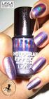 Layla Hologram 04 ultra violet
