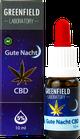 "CBD Öl 5%, 10ml, ""Gute Nacht"" mit Melatonin, Rosmarinöl, Lavendelöl"