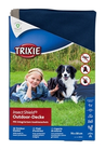 TRIXIE INSECT SHIELD OUTDOOR DEKEN DONKERBLAUW