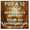 PSY A 12