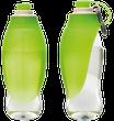Trinkflasche mit Silikonnapf
