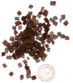Mini-Pouletfleisch-Würfeli