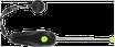 Target Stick mit integriertem Clicker