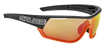 Salice 016 Black Orange - RW Red
