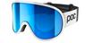 POC Retina Big COMP Clarity Hydrogene White Spectris Blue